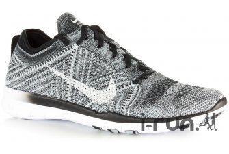 Nike Free 5.0 TR Flyknit W pas cher - Chaussures running femme running Fitness-Training en promo