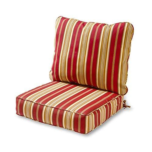 Outdoor Furniture Cushions, Deep Seating Patio Cushions Replacement