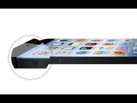 iPhone 6 und iPhone Mini - Fullscreen Konzept - http://apfeleimer.de/2013/05/iphone-6-und-iphone-mini-fullscreen-konzept