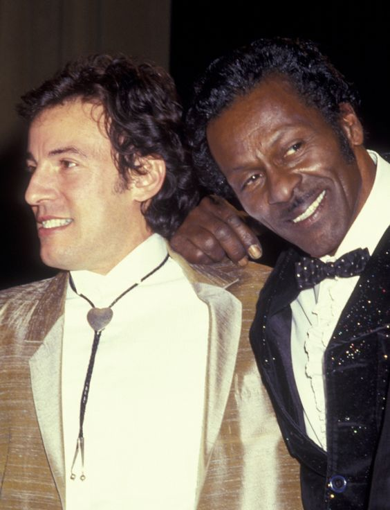 Chuck Berry - The Ties That Bind: Bruce Springsteen's 25 Biggest Heroes | Rolling Stone