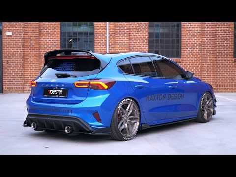 Video Maxton Design Presentation 5 Ford Focus 4 St Line