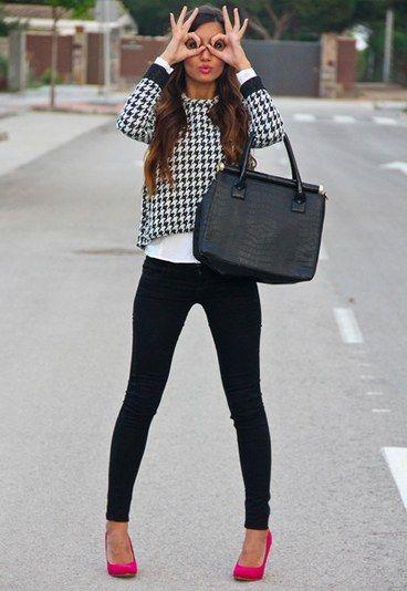 Look del dia - Sábado - Semana del 4 al 10 de noviembre - Looks de la calle - Moda urbana Semana 114