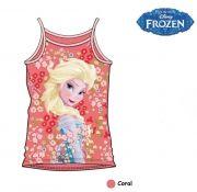 Camiseta de tirantes de Frozen Disney...: http://www.pequenosgigantes.es/pequenosgigantes/4743798/camiseta-de-tirantes-coral-de-frozen.html