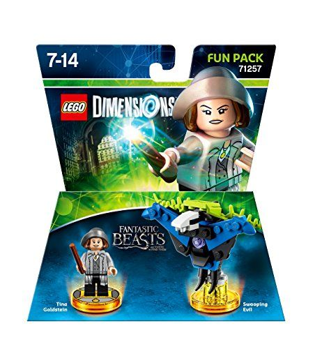 LEGO Dimensions, Fantastic Beasts, Fun Pack This item will be released on…