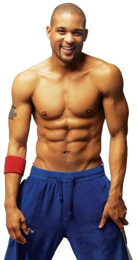 Think I may have done Insanity too much, because I now have a crush on Shaun T! I love when he does squats in front of me =)