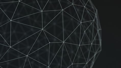 Download 1920x1080 Hd Wallpaper Line Figure Polygon Black And White Desktop Backgrounds Hd Geometric Wallpaper Transparent Wallpaper Abstract Wallpaper