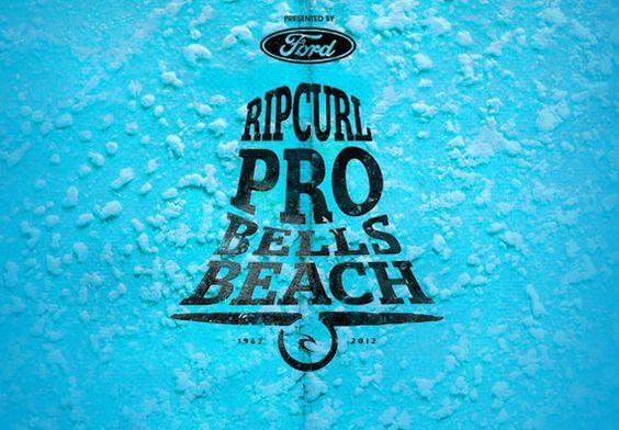 Rip Curl Pro Bells Beach 2012.