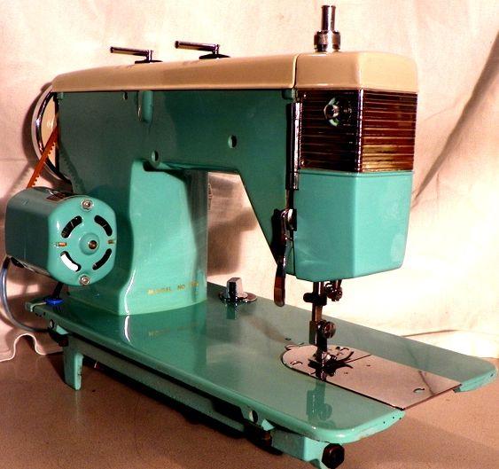 japan made sewing machine