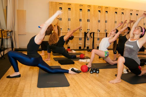 Six Things To Know Before Your First Barre Class