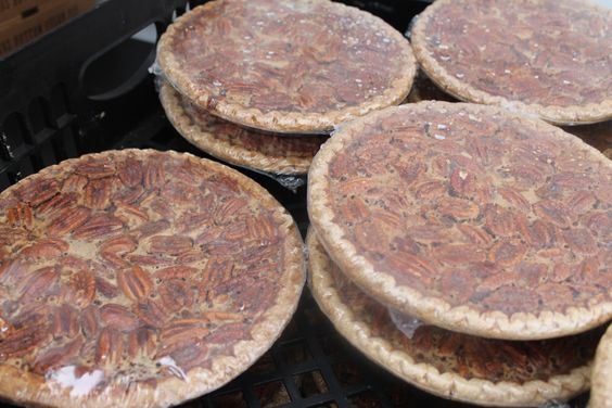 You aren't living the Goode life until you tasted our famous pecan pie ...
