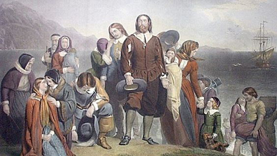 The tenets of social democracy are ones that have been picked up again and again throughout American history, beginning with the Puritans in 1634.