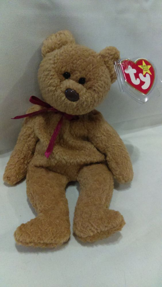 Curly  Multiple  Major Errors  Rare  by Kennysbeaniebabies on Etsy