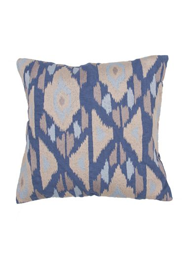 Have fun while expressing your design personality with Jennifer Adams' Charmed pillow collection. The allure of these pillows is their approachable palates and fun designs that blend effortless with today's trends and lifestyles.