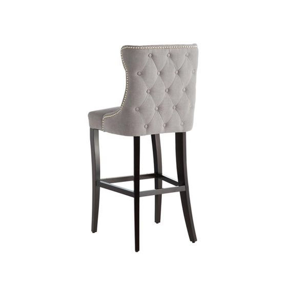 Barbuda Grey Tufted Bar Stool Upholstered Vintage Linen  : 59ca1e3f419ec058f6392fbd37f1d614 from www.pinterest.com size 564 x 564 jpeg 13kB