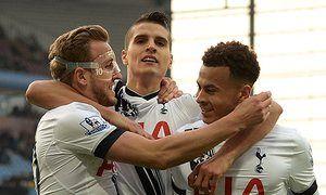 Tottenham pin hopes on Dele Alli and Harry Kanes beautiful friendship