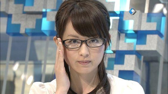 平井理央メガネ掛けて可愛い