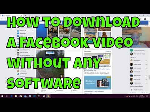 How To Make Money Facebook Videos