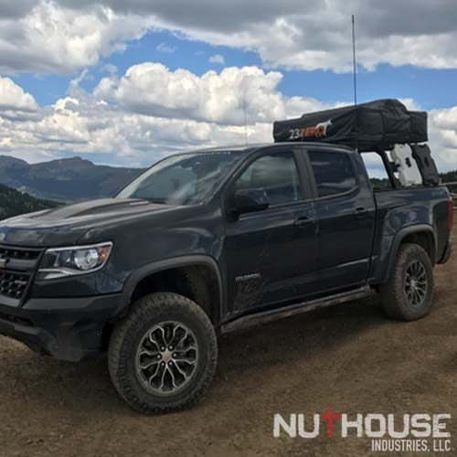 Nutzo Tech 2 Series Expedition Truck Bed Rack Diesel Trucks Expedition Truck Ford Trucks