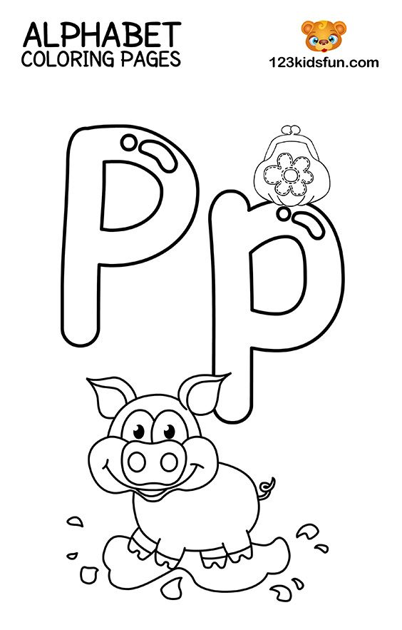 Free Printable Alphabet Coloring Pages For Kids 123 Kids Fun Apps Alphabet Coloring Pages Alphabet Coloring Free Preschool Printables Alphabet