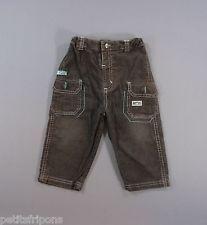 Pantalon velours côtelé gris Sergent Major 18 mois garçons