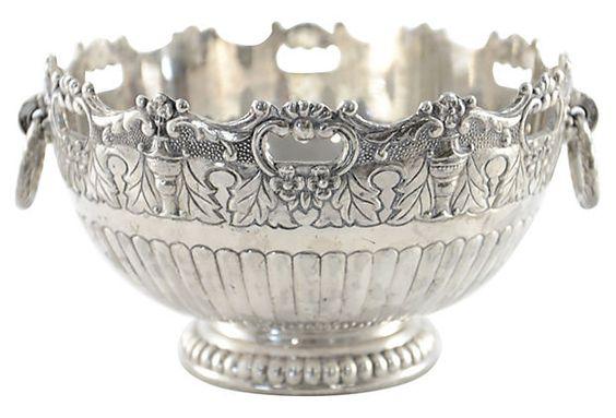 1920s Silver Bowl on OneKingsLane.com