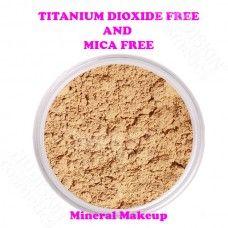 NudiSkin Cosmetics Titanium Dioxide Free & Mica Free #Makeup is ...