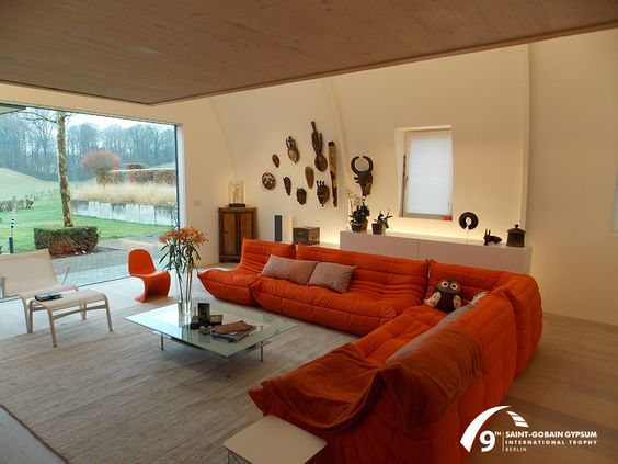 Belgium's Residential entry into the 9th Saint-Gobain Gypsum International Trophy http://www.saint-gobain-gyproc.com/maison-h-saive (this is not an exact location)