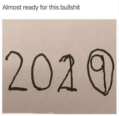 Roundup Of 2020 Memes To Mark The End Of A Decade New Year Meme Funny New Year Me Too Meme