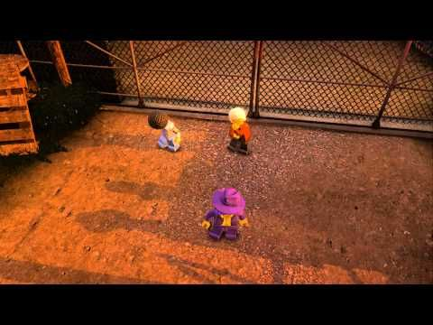LEGO City Undercover (Wii U) - Complete Playthrough - Chapter 8 - 'The Rescue' - YouTube