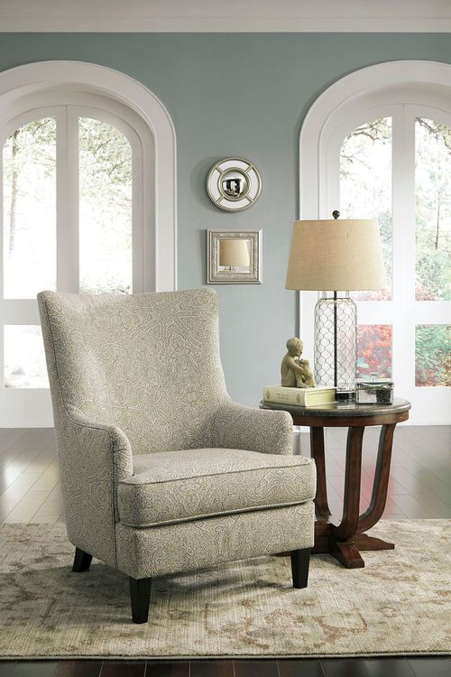 Kieran Chateau Accent Chair In 2020 Furniture Accent Chairs