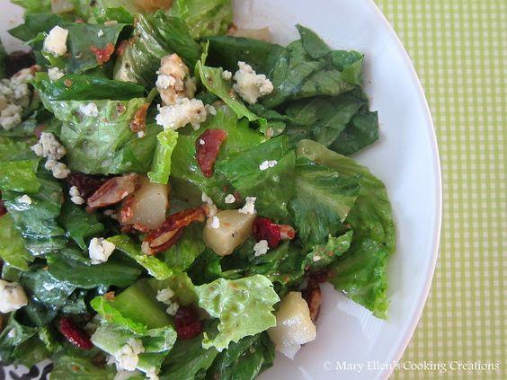 Mary Ellen's Cooking Creations: Autumn Salad