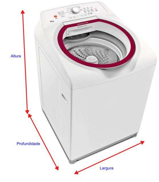 Medidas De Maquina De Lavar Roupas Brastemp Modelos Maquinas