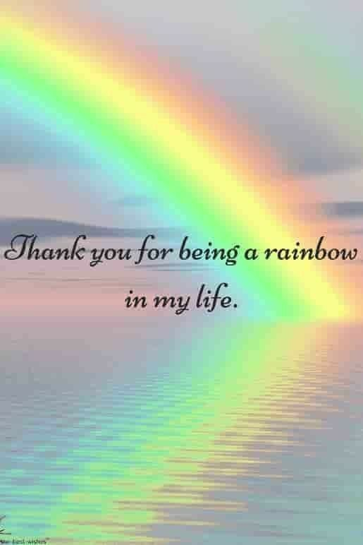 Pin By Sara Gove On Quotes Morning Love Quotes Rainbow Quote Good Morning Love