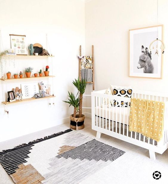 Bright Minimalist Baby Room Ideas Stylendesigns Baby Room