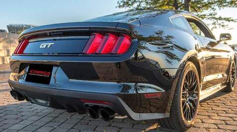 2015 2017 Ford Mustang Gt 5 0 V8 Premium Pkg W Roush Rear Valance Corsa Xtreme Cat Back Exhaust 2015 Mustang Gt 2015 Ford Mustang Ford Mustang Gt