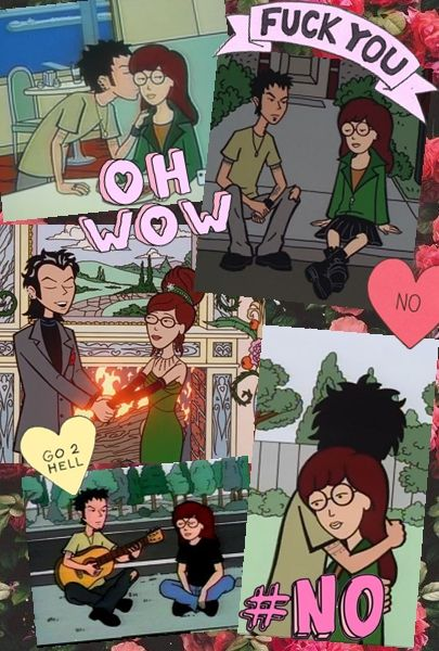 I always Loved the idea of Daria and Trent tbh