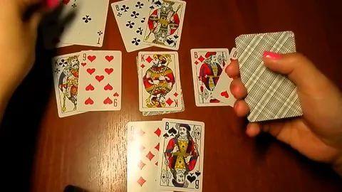 Игры в карты на гадание играть честные игровые автоматы на деньги