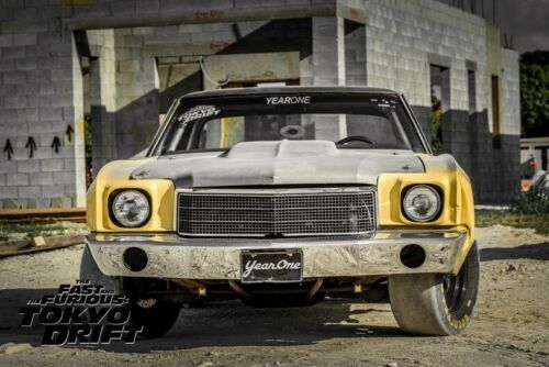 1971 Chevrolet Monte Carlo From The Fast And The Furious Tokyo