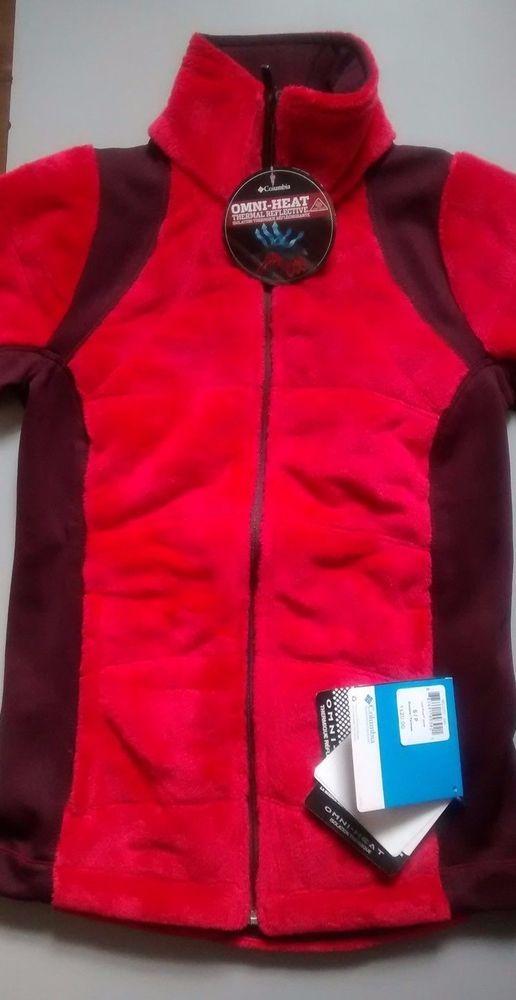 $79.95 ~ Free shipping | Columbia Omni Heat Thermal Reflective Make Your Own Heat Women's Jacket Size S #Columbia #BasicJacket