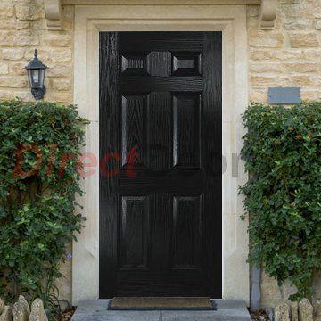 Lifetstyle Image of Colonial Composite Door