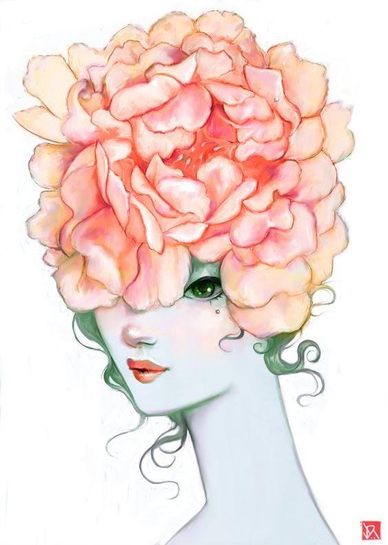 Elegant Illustrations by Brooklyn, NY based Artist, Illustrator Joshua David McKenney. Once upon a time in the early 1990's, in a sleepy Pennsylvania suburb, a fateful encounter with an issue of Harper's Bazaar left a teenage McKenney mesmerized by elegant images of couture fantasy. Inspired, McKenney's burgeoning talent for illustration turned to high concept gilding of the feminine form. Following dreams of life in the Big City, McKenney hightailed it to Manhattan.  cuded.com