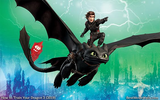 Httyd Howtotrainyourdragon3 Wallpaper Hd With Hiccup And