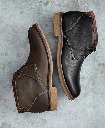 Chukka boots men, Chukka boots