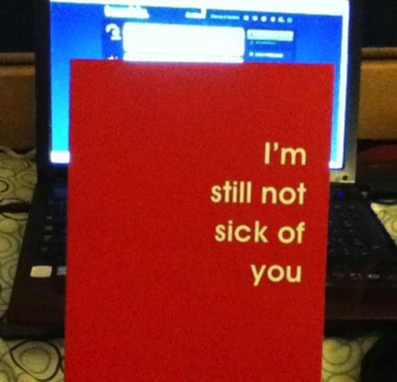42 Honest Valentine's Day Cards For Any Situation