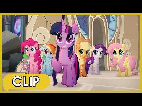 La Derrota Del Rey Tormenta Salvando Equestria My Little Pony La Pelicula Espanol Latino Youtube En 2021 Latinas Peliculas Tormenta