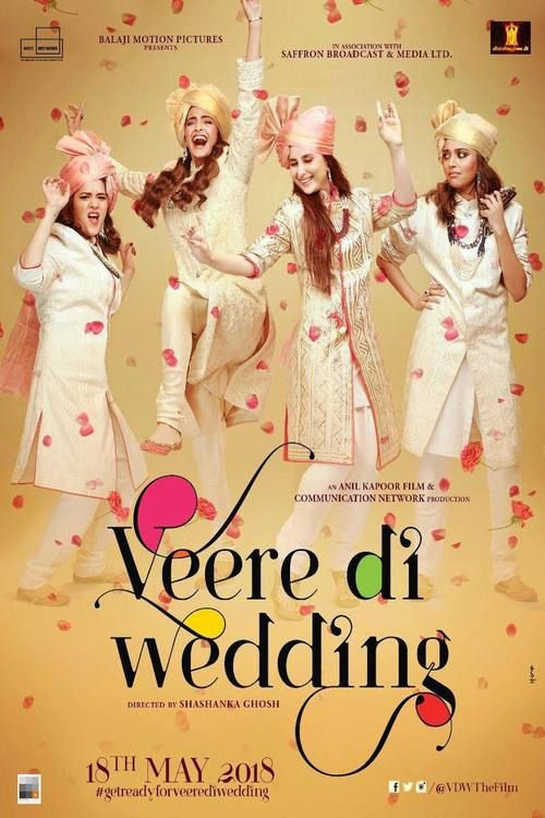 Veere Di Wedding 2018 Full Movie Hd Free Download Dvdrip Full Movies Online Free Veere Di Wedding Wedding Movies