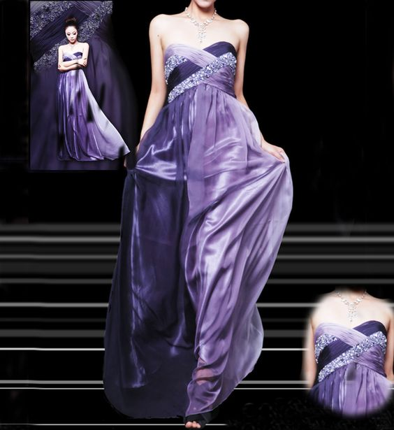 #party #prom #evening Custom-made beading strapless cocktail dress / party dress #coniefox #2016prom