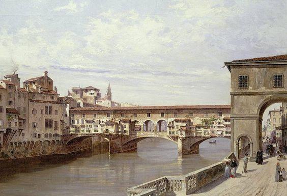 Ponte Vechia, Florença