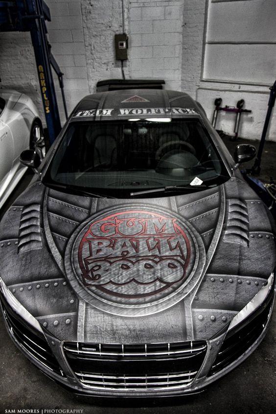 2012 Gumball 3000 Nyc Garage Tour Photo Taken By Sam