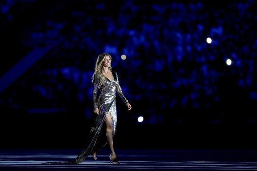 Cerimônia de Abertura Rio 2016